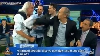 Loco Gatti Briga TV Espanha Chiringuito