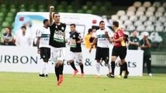 Juba Comemora Gol Operario Coritiba Campeonato Paranaense 03/05/2015