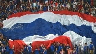 Tailandeses poderão torcer normalmente no jogo contra a Austrália