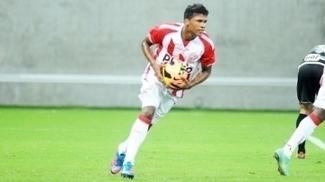 Caion Comemora Gol Nautico Ponte Preta Campeonato Brasileiro 07/07/2013