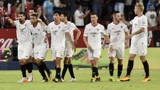 Sevilla ficou no empate com a Real Sociedad