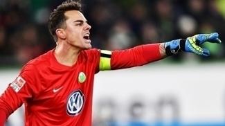 Benaglio Wolfsburg Werder Bremen Campeonato Alemão 24/02/2017