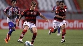 Thomás defendeu o Flamengo