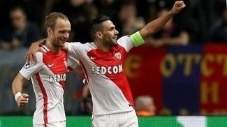 Germain e Falcao são os principais goleadores do Monaco no Francês