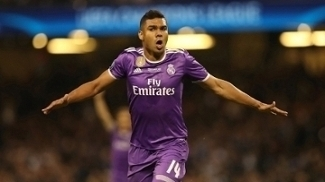 Casemiro marcou o segundo gol do Real Madrid na final
