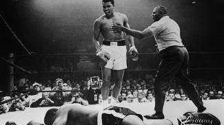 Nocaute de Muhammad Ali sobre Sonny Liston é uma das mais controversas do boxe