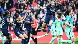 PSG vence o Barça de novo e garante vaga na decisão da Champions League feminina