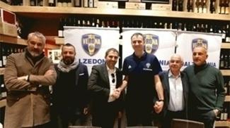 Nikola Grbic, novo técnico do Verona