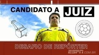A partir da próxima terça-feira, acompanhe a série 'Candidato a Juiz, Desafio de Repórter', com Mendel Bydlowski