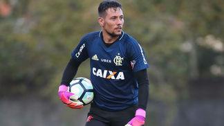 Diego Alves foi contratado pelo Flamengo no meio de 2017