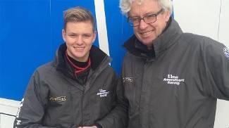 Mick Schumacher assinou com a equipe Van Amersfoort e correrá a Fórmula 4 alemã