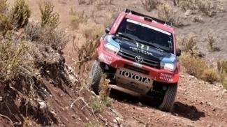 Nani Roma / Alex Haro Bravo (Toyota Hilux V8)