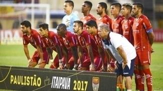 Audax Posado São Bernardo Campeonato Paulista 05/03/2017