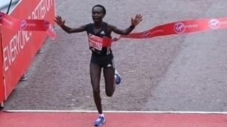 Maratona de Londres e Champions feminina agitaram o fim de semana