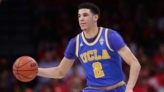 Lonzo Ball jogava pela UCLA e se declarou para o Draft