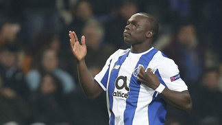 Aboubakar foi destaque do Porto na partida
