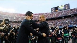 Guardiola voltará ao Camp Nou no dia 19 de outubro
