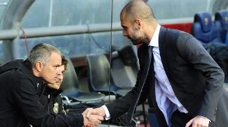 Rivalidade entre os dois treinadores pode continuar em Manchester