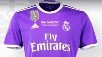 Real Madrid Camisa Final Champions