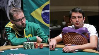 Vinicius Silva e Enio Bozzano