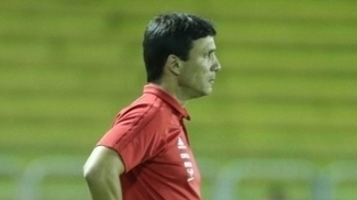 Zé Ricardo durante jogo do Flamengo contra o Bangu