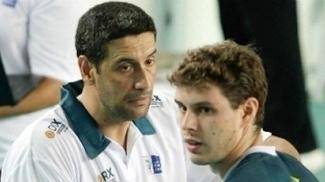 Marcelo Fronckowiak e Bruno Rezende já trabalharam juntos. Agora, se reencontram na seleção