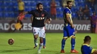 Vai dar trabalho: apesar de todo o sofrimento, Furacão perde o 'susto' de uma Libertadores
