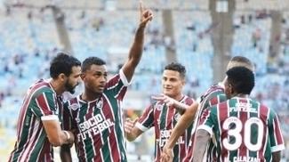 Wendel é a maior revelação do Fluminense na atual temporada
