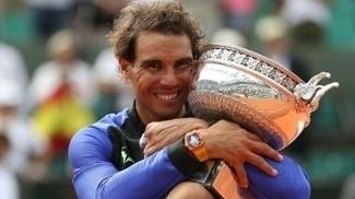 Rafael Nadal venceu Roland Garros pela décima vez na carreira