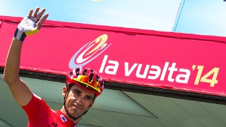 Alberto Contador 12ª Etapa Volta da Espanha Ciclismo 04/09/2014