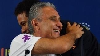 Tite não quer saber de relaxamento na seleção brasileira