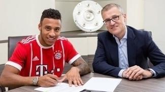Tolisso assinou por cinco anos com o Bayern