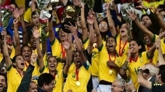 Selecao Brasileira Feminina Copa America 2014