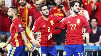 610d8f39bd Isco Comemora Gol Espanha Italia Eliminatorias Copa-2018 02 09 2016