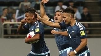Argentina venceu Guiné no Mundial sub-20 e ainda pode se classificar