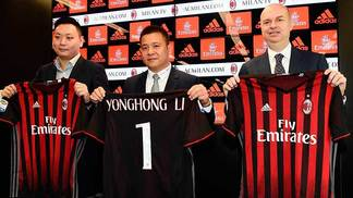 Chineses usaram dinheiro de 'fundo abutre' para comprar Milan