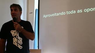 Zé Lobo fala sobre a Transporte Ativo