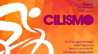 Copa SESC de Ciclismo acontece dia 17 de agosto em Goiânia