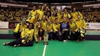 Seleção brasileira venceu Portugal na decisão neste domingo