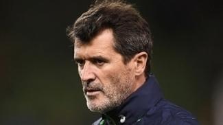 Roy Keane, ex-jogador do Manchester United