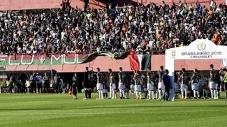 Fluminense quer mandar jogos no Giulite Coutinho novamente