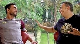 Gilberto, atacante com trilha sonora, conquistador e 'clone' de Antonio Banderas; VEJA