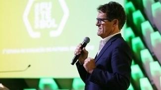 Fabio Capello participou do evento 'Somos Futebol' na CBF