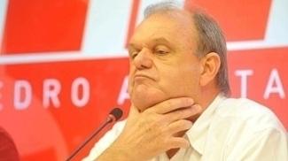 O ex-presidente do Internacional, Vitorio Piffero