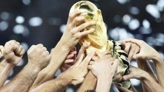 Italia Levanta Trofeu Copa do Mundo 2006 09/07/2006