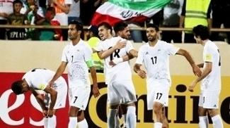 Ira Comemora Gol Uzbequistão Eliminatorias Copa-2018 12/06/2017