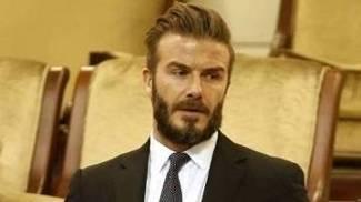 David Beckham criticou a Fifa pelo escândalo