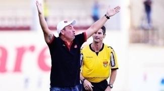 Guilherme Tecnico Linense Palmeiras Campeonato Paulista 19/02/2017