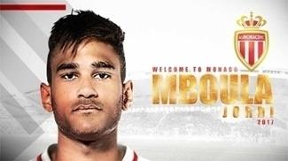 Monaco anunciou a contratação do jovem Jordi Mboula, da base do Barcelona