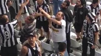 Torcedor do Botafogo foi detido por injúrias raciais a familiares de Vinicius Jr.